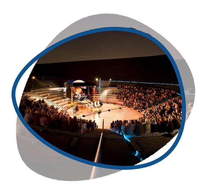 amphitheater umgebung bottrop
